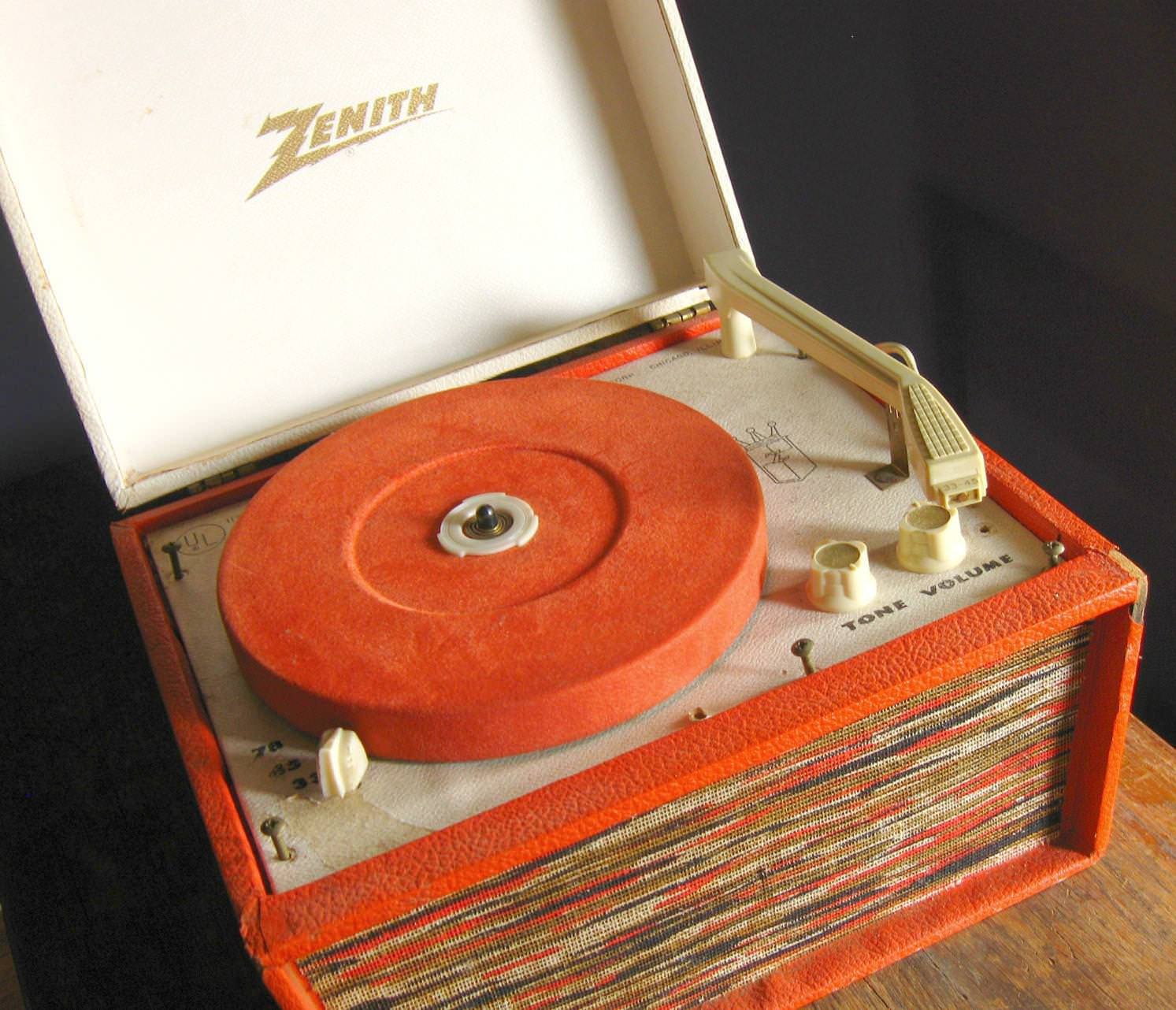Image of: Antique Record Player Repair Edmonton