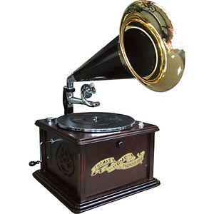 Image of: Antique Record Player Value