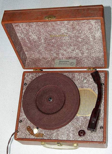 Image of: Antique Record Player Worth