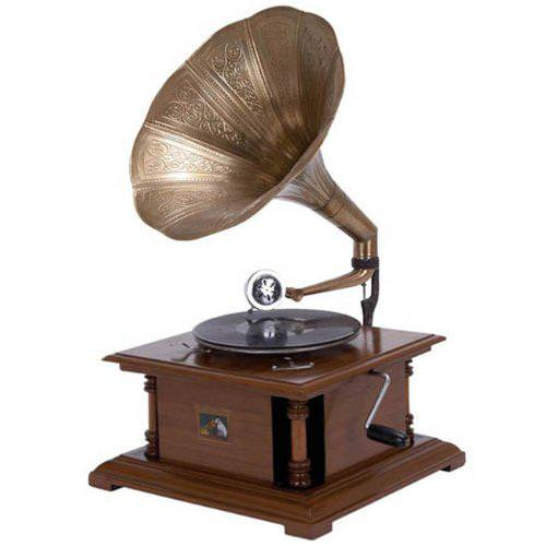 Image of: Antique Record Players For Sale