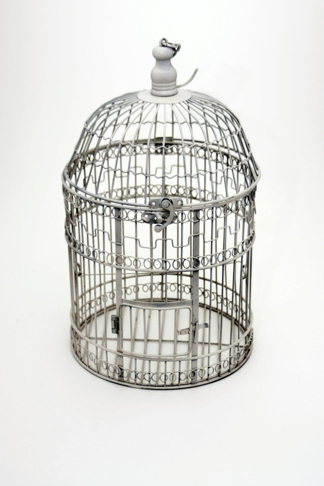 Image of: Decorative Bird Cages For Baby Shower