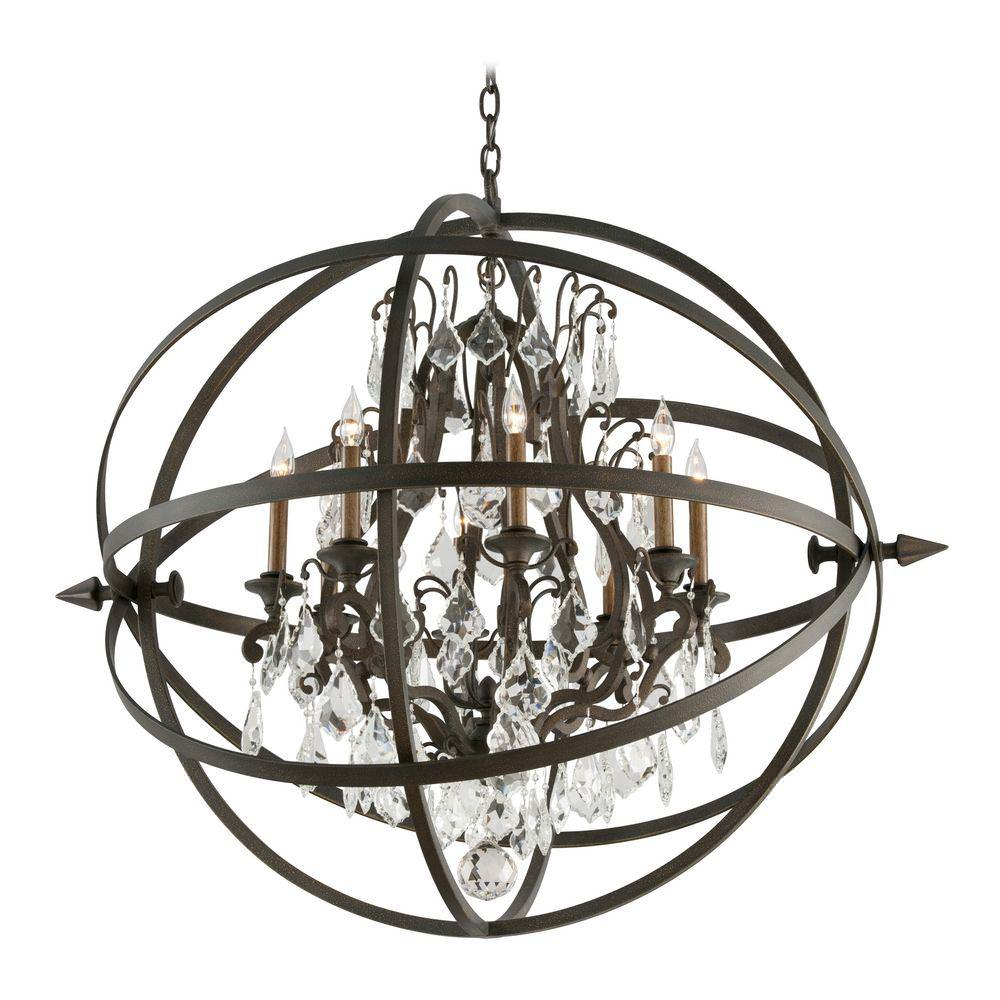 Axis Orb Chandelier