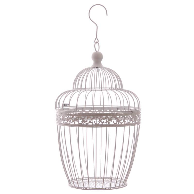 Image of: Antique Bird Cages Wire
