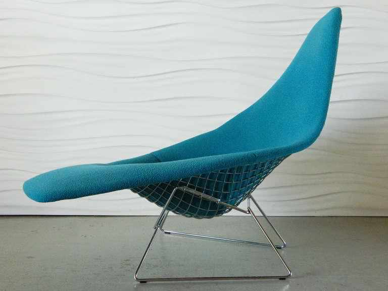 Image of: Bertoia Chair Cad