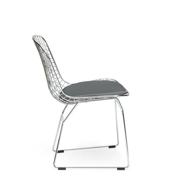 Image of: Bertoia Chair Diamond