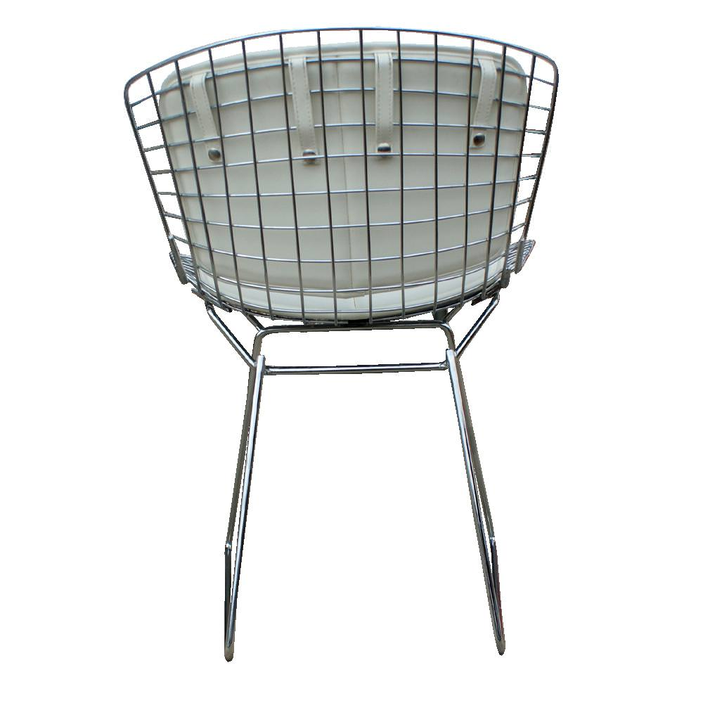 Image of: Bertoia Chair Dimensions