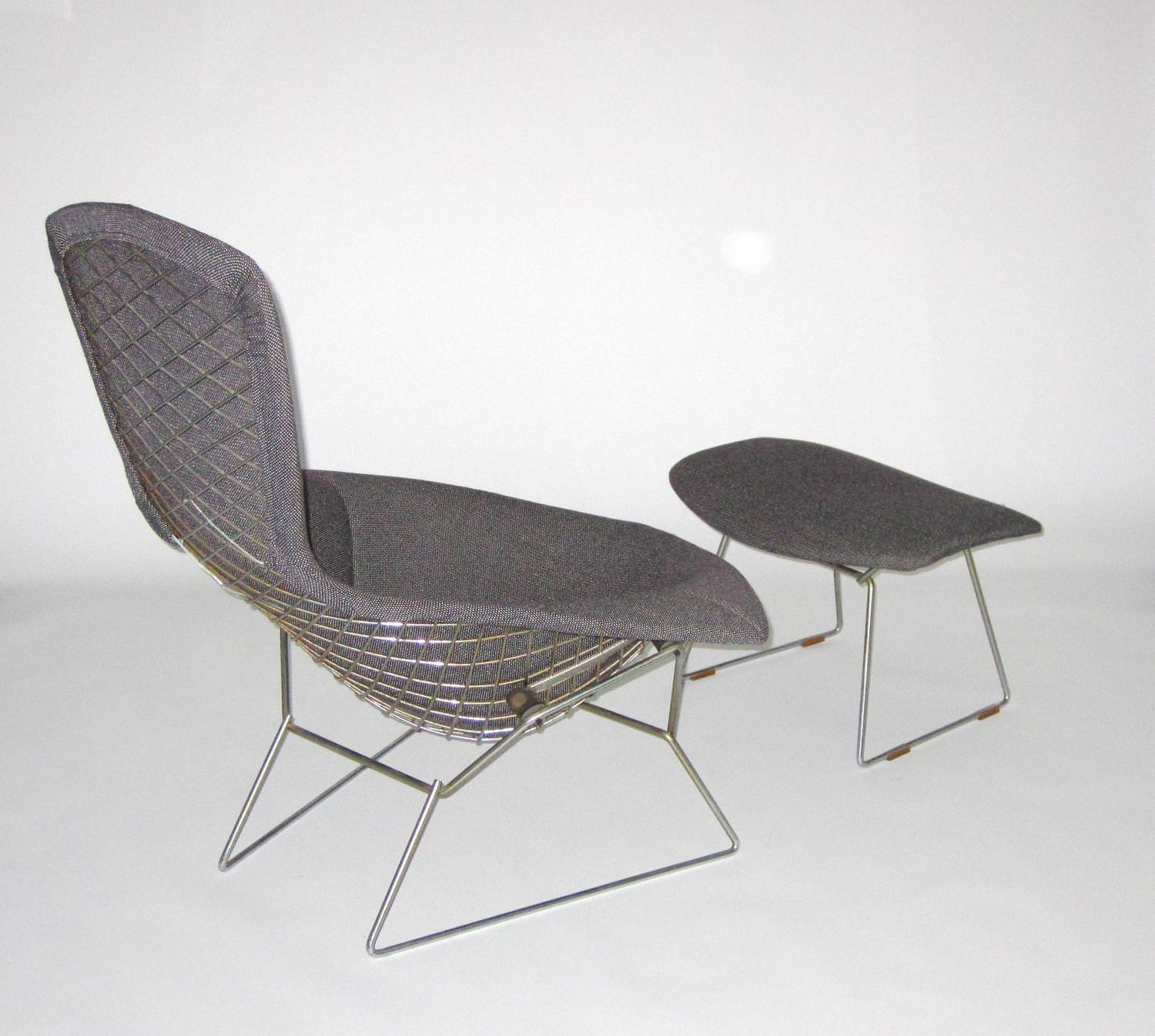 Image of: Bertoia Chair Parts