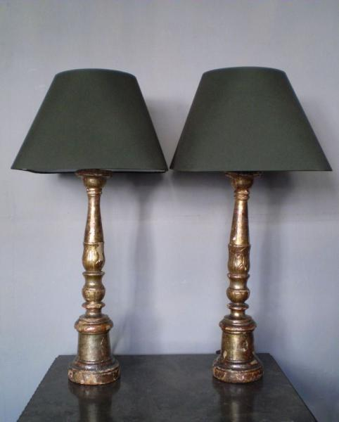 Image of: Candlestick Lamp Shades Uk