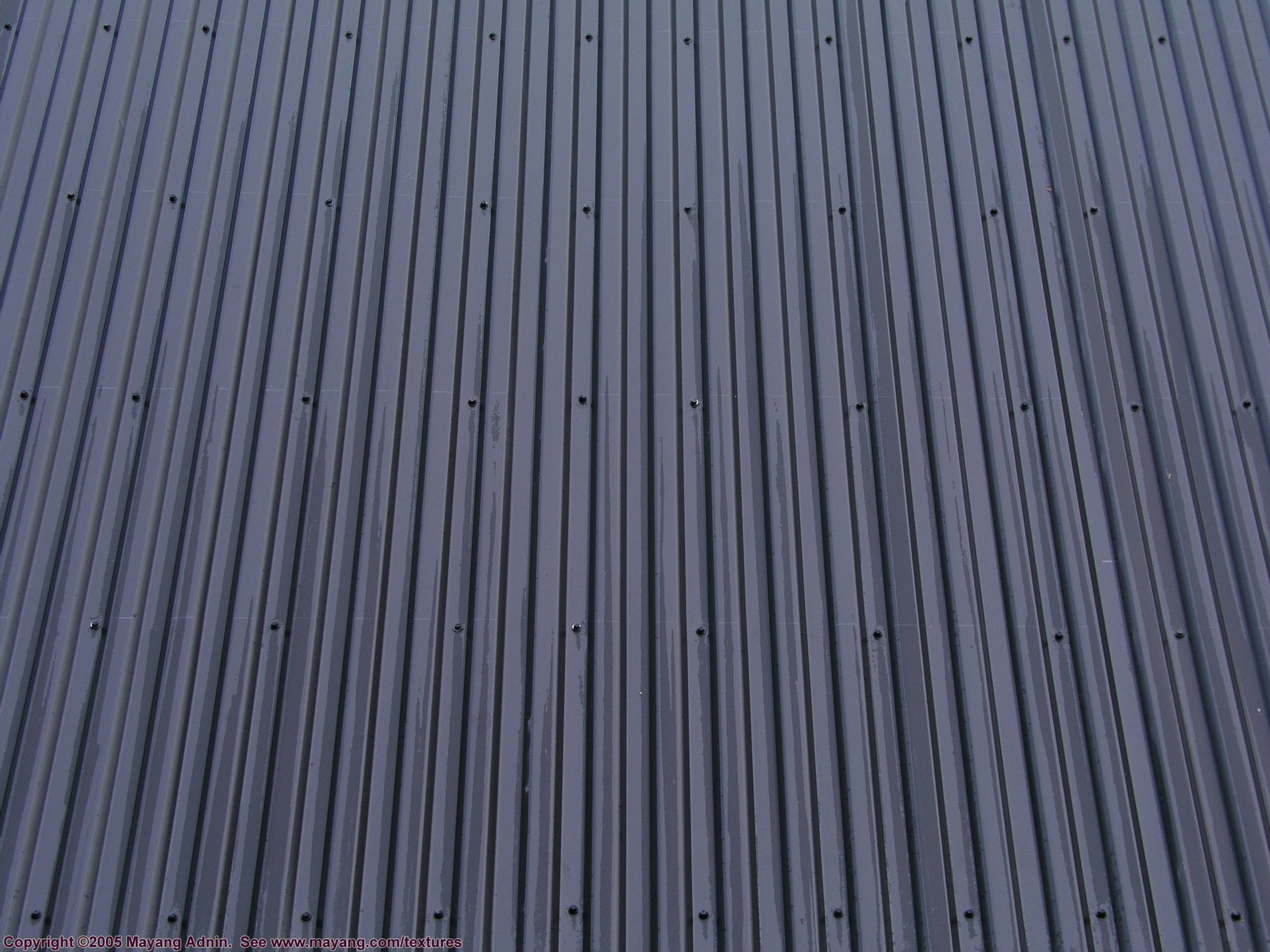 Image of: Corrugated Metal Siding Corner Detail