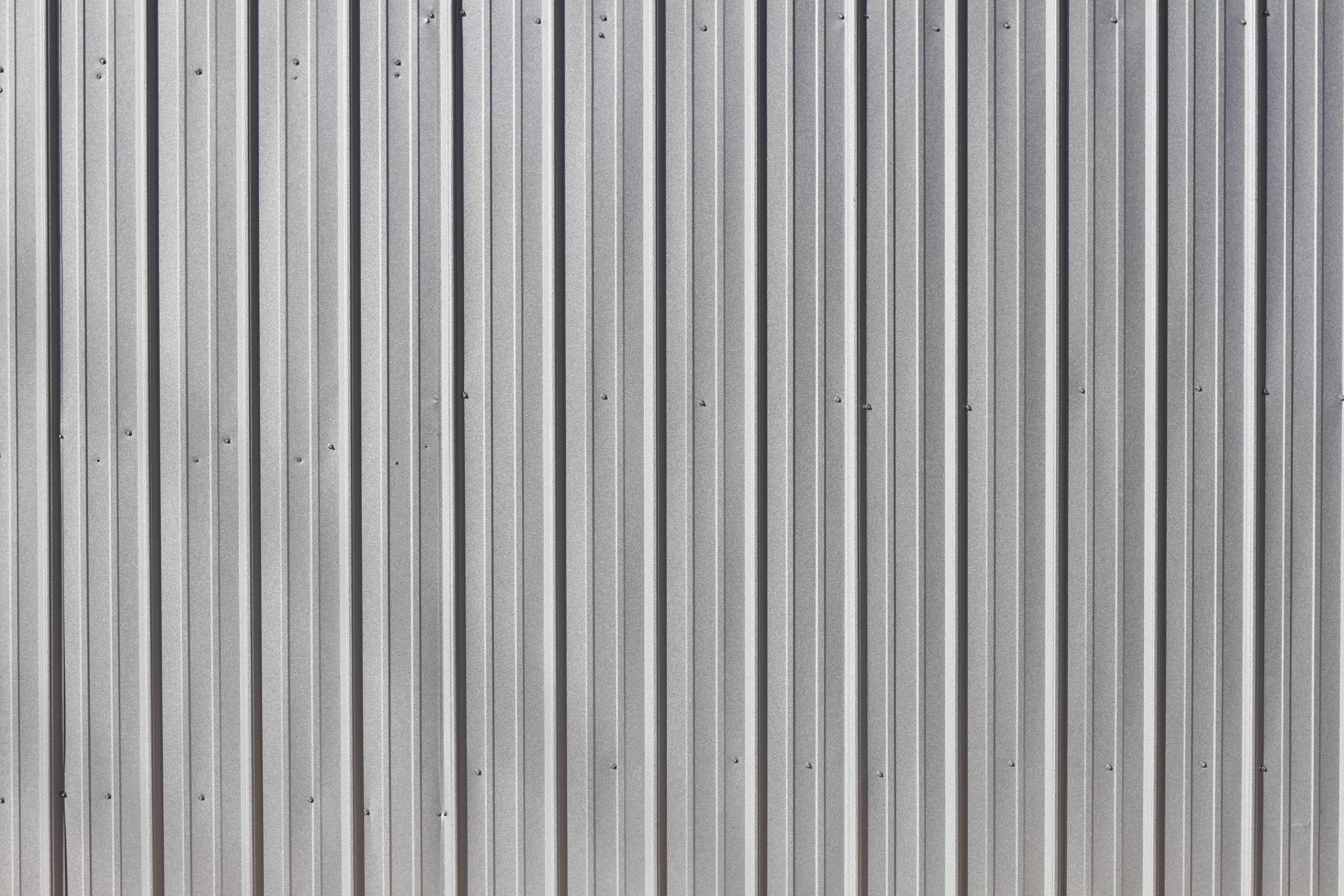 Image of: Corrugated Metal Siding Seattle