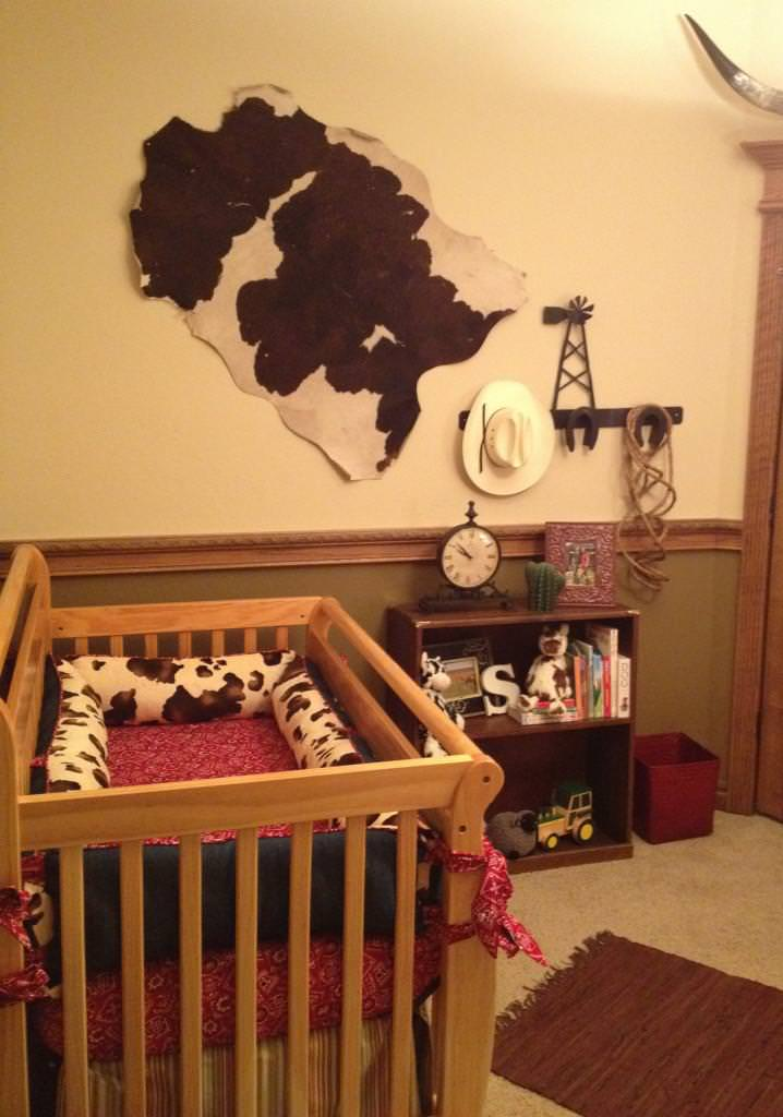 Image of: Cowboy Baby Nursery Ideas
