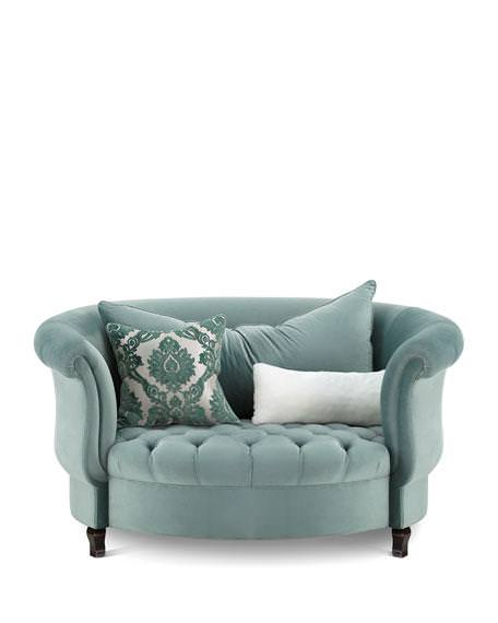 Image of: Cuddle Chair And Sofa For Sale