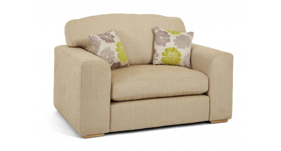 Image of: Cuddle Chair Replacement Cushions