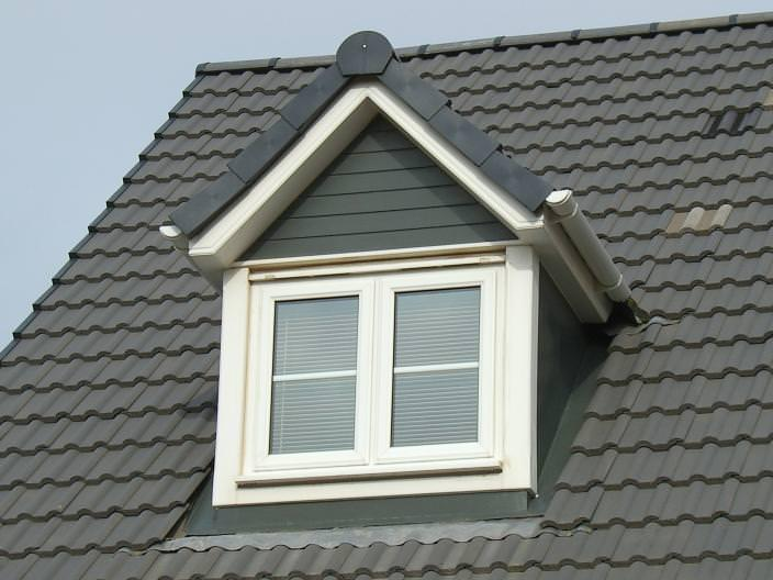 Picture of: Dormer Windows And Balconies