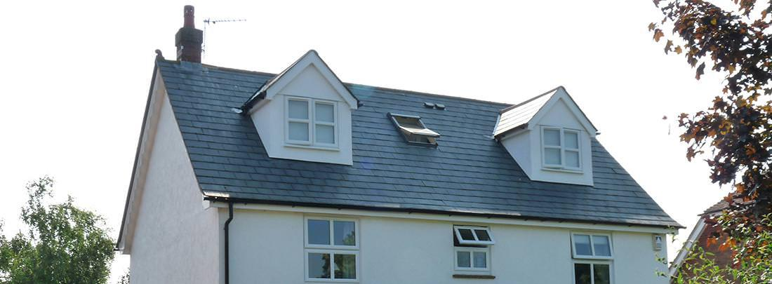 Picture of: Dormer Windows Attic Conversions