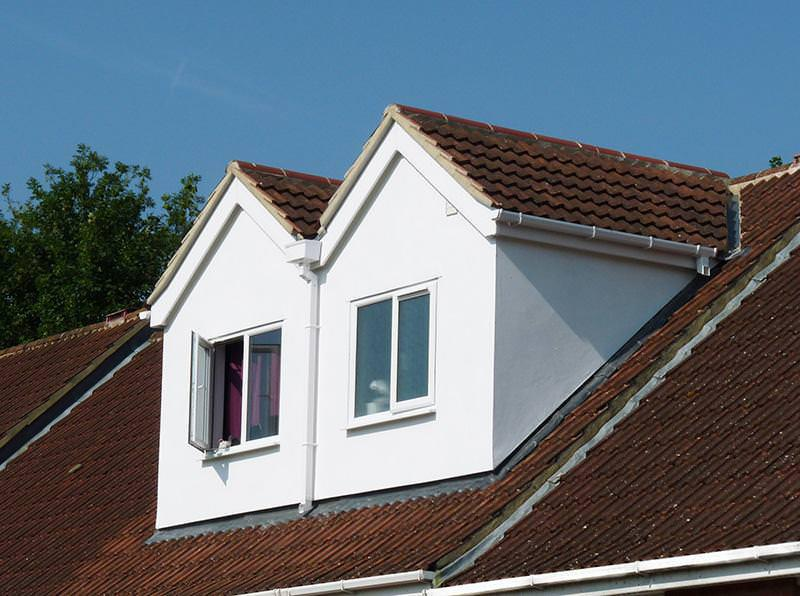 Picture of: Dormer Windows Inside