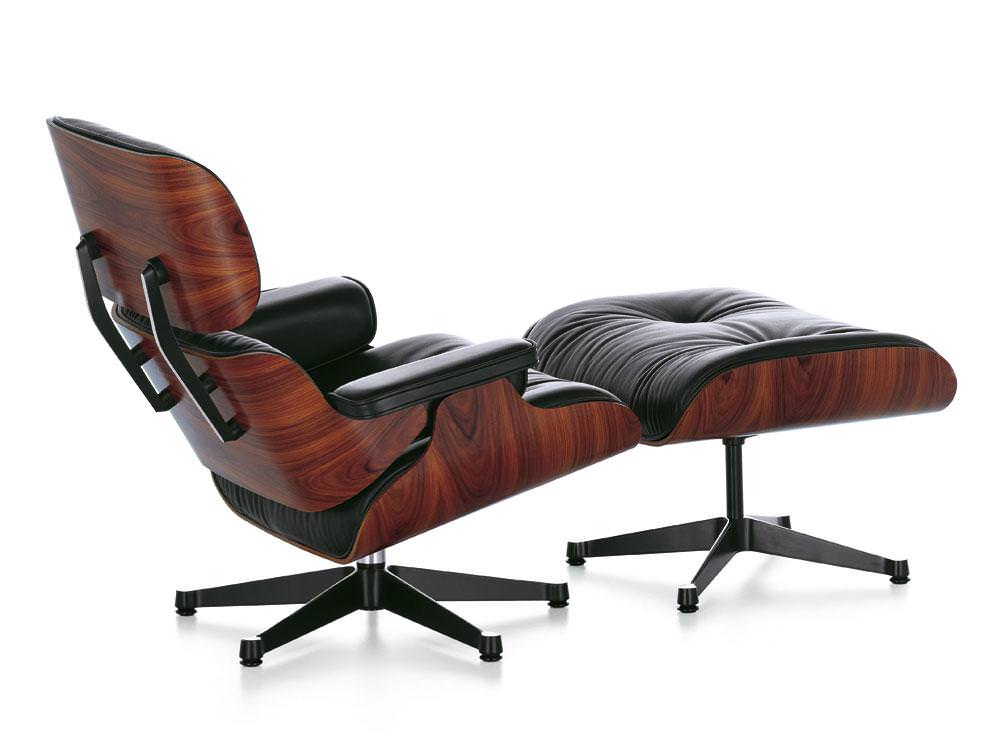 Image of: Eames Lounge Chair Alternative