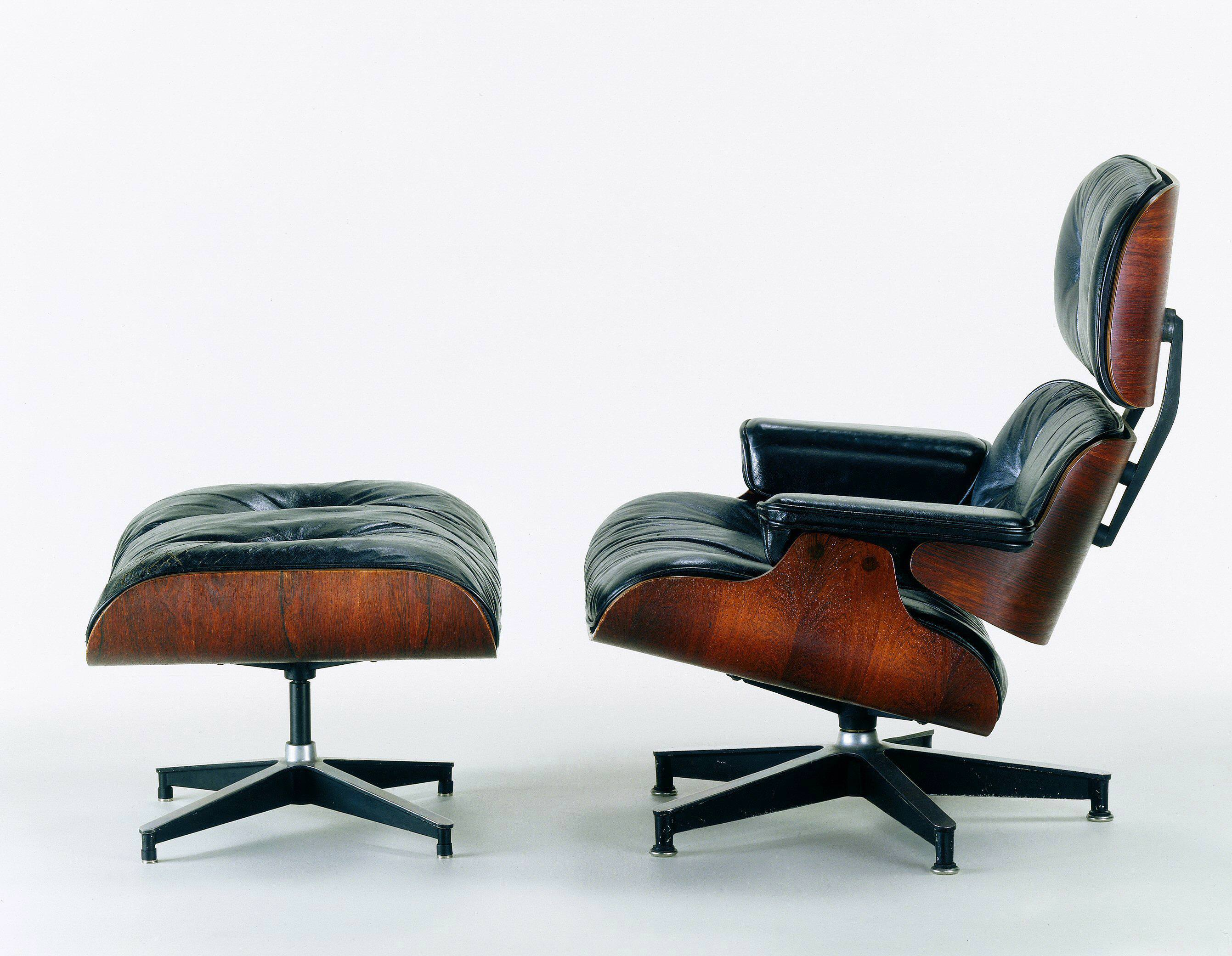 Image of: Eames Lounge Chair Amazon