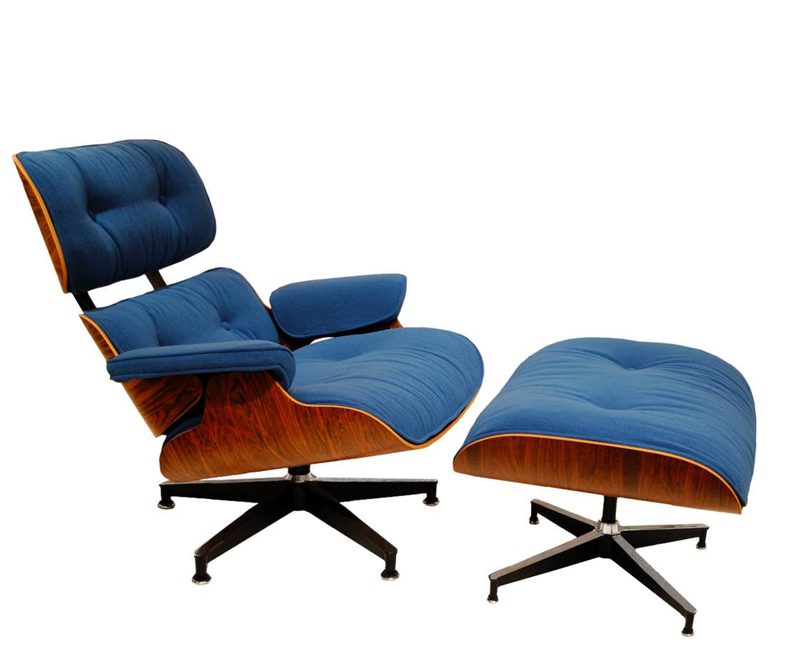 Image of: Eames Lounge Chair Parts