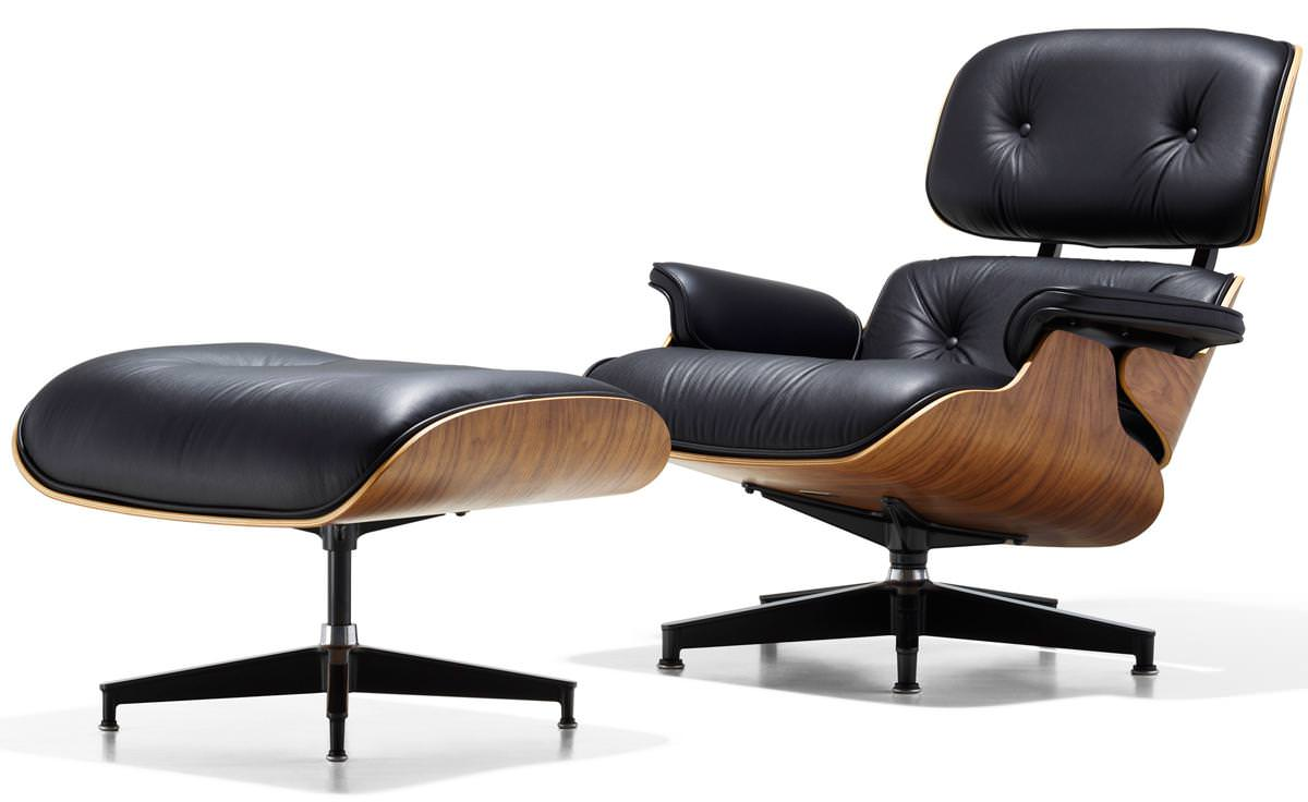 Image of: Eames Lounge Chair Repair