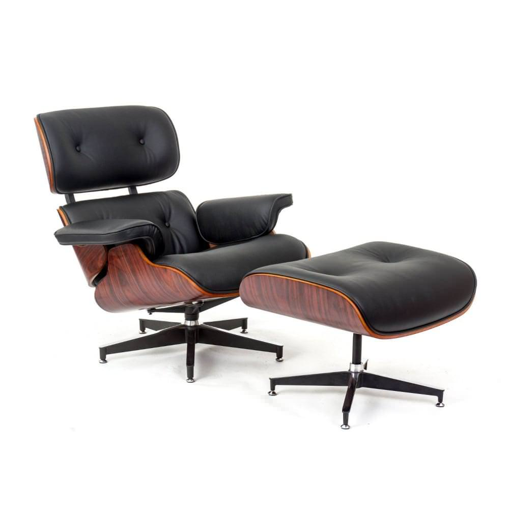 Image of: Eames Lounge Chair Replica Amazon