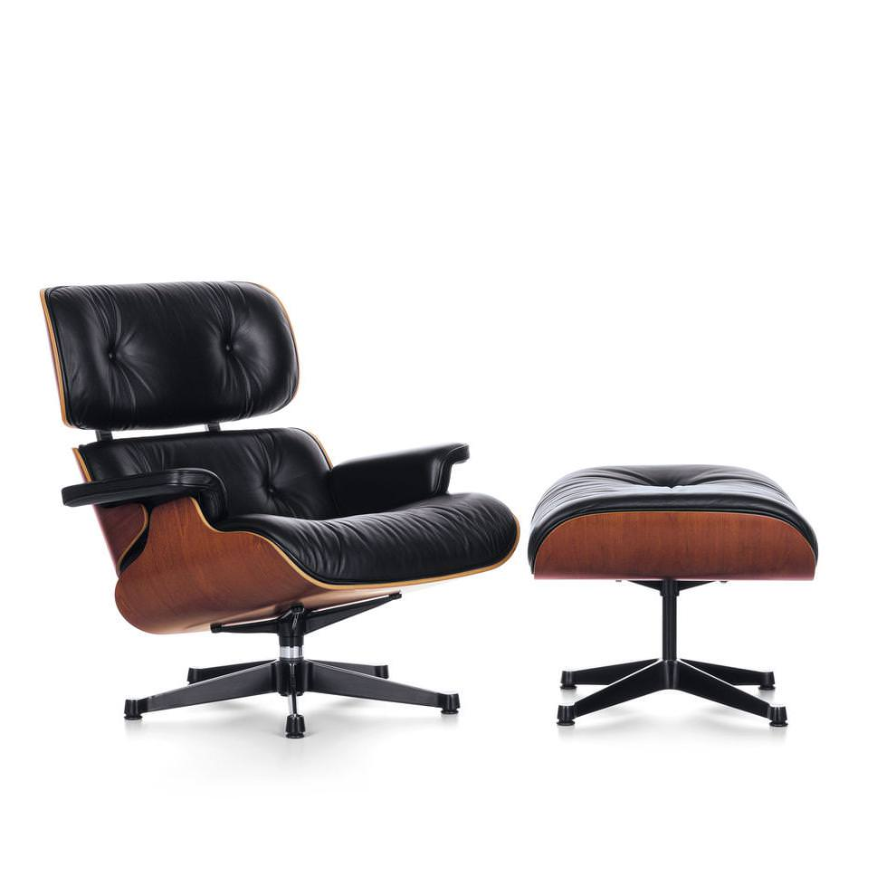 Image of: Eames Lounge Chair Restoration