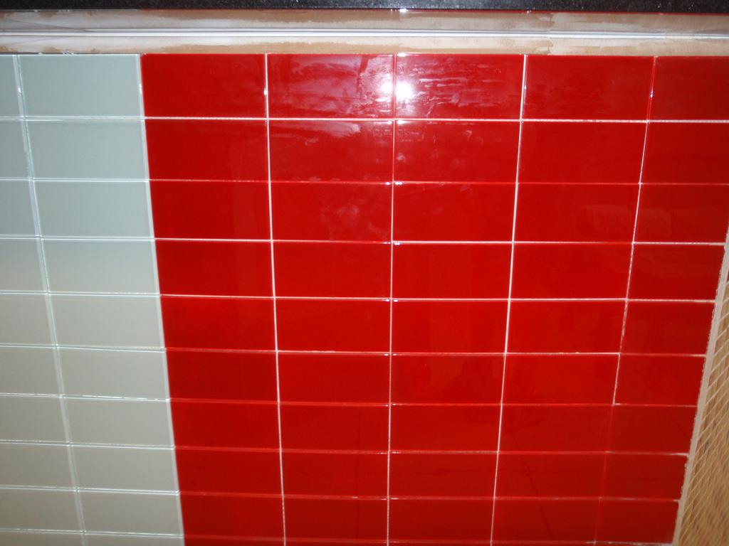 Picture of: Glass Subway Tile Amazon