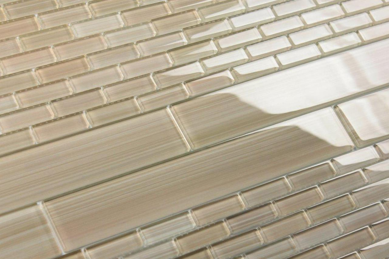 Image of: Glass Subway Tile Bullnose