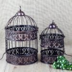 Decorative Bird Cages And Stands