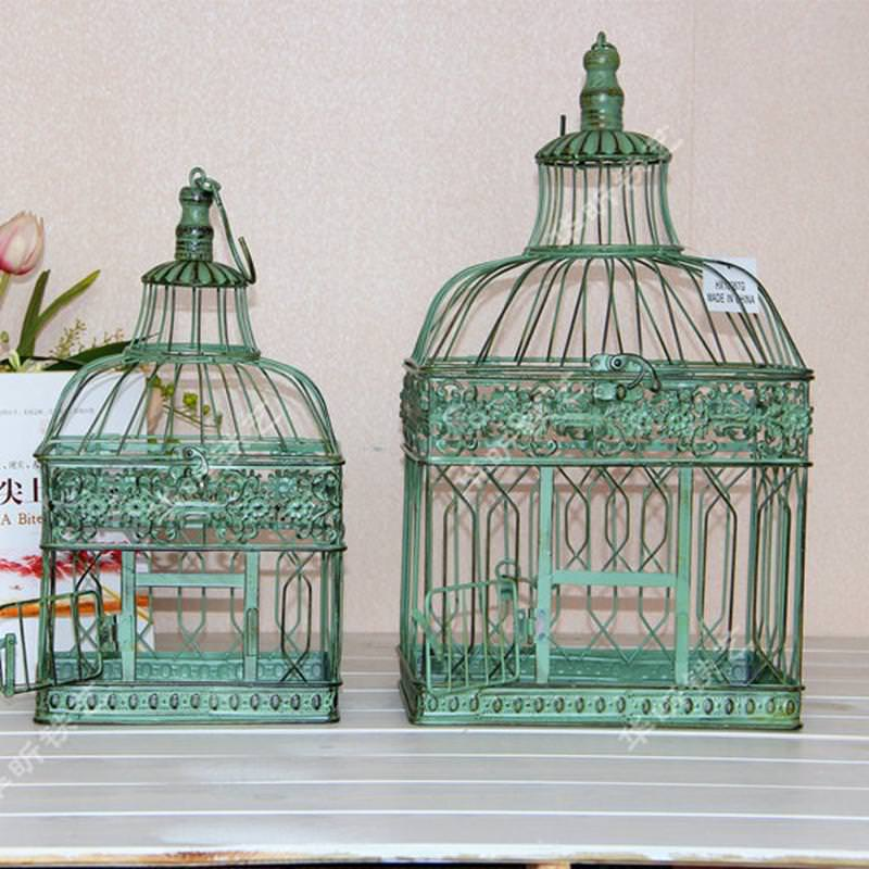 Image of: Decorative Bird Cages At Target