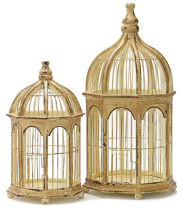 Image of: Decorative Bird Cages With Stand
