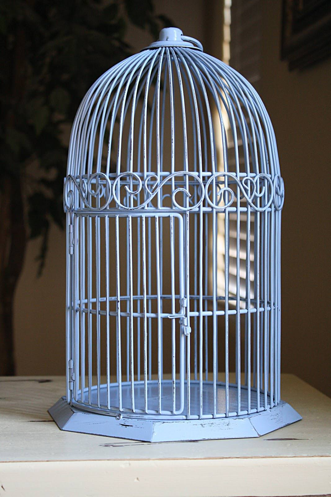 Image of: Decorative Bird Cages Cheap