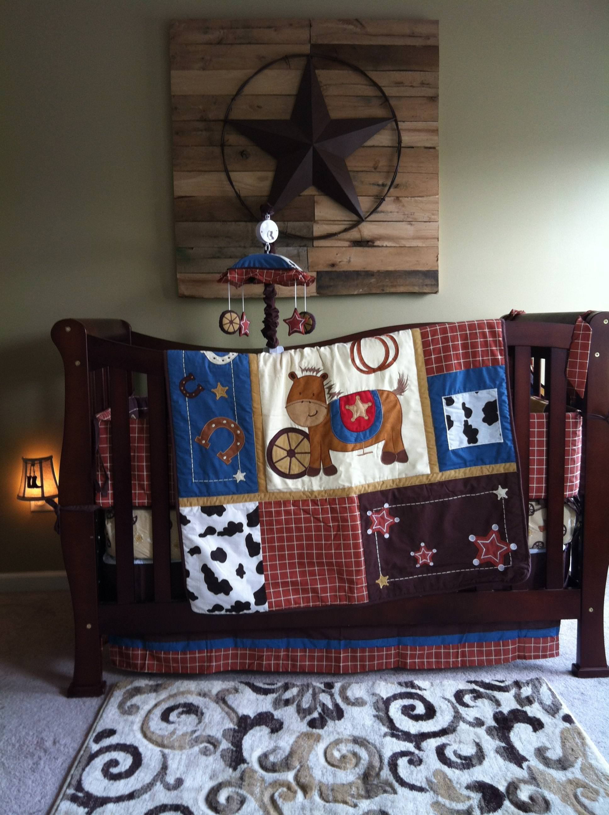 Image of: Ideas For Cowboy Nursery