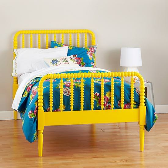 Image of: Jenny Lind Bed Sears