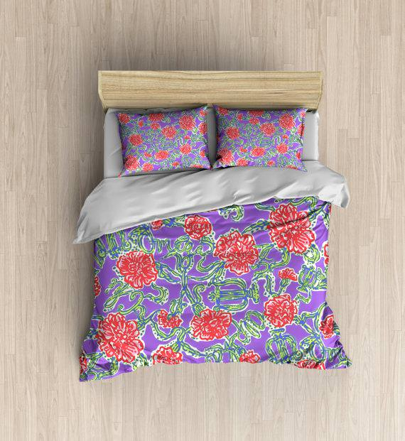 Image of: Lilly Pulitzer Bedding Dillards