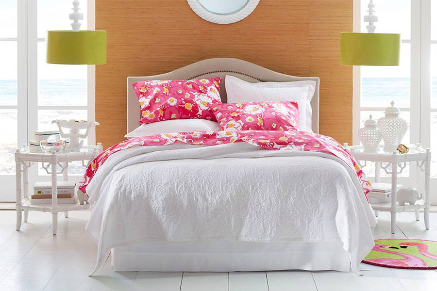 Image of: Lilly Pulitzer Bedding Etsy