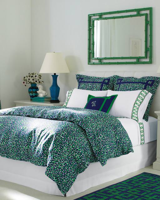 Image of: Lilly Pulitzer Duvet Cover Garnet Hill
