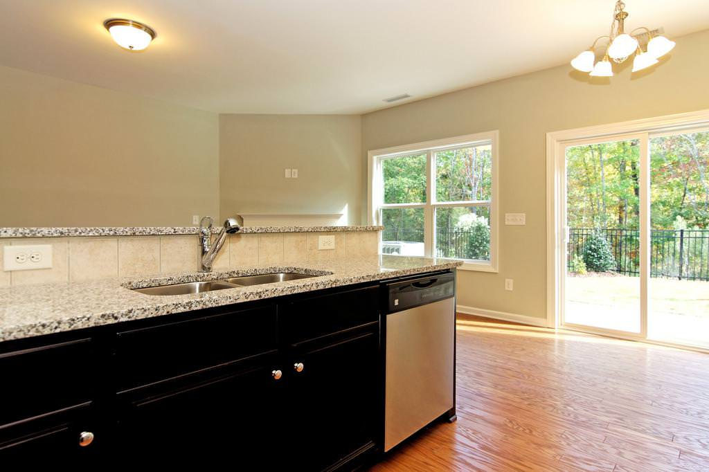 Image of: Luna Pearl Granite Countertops