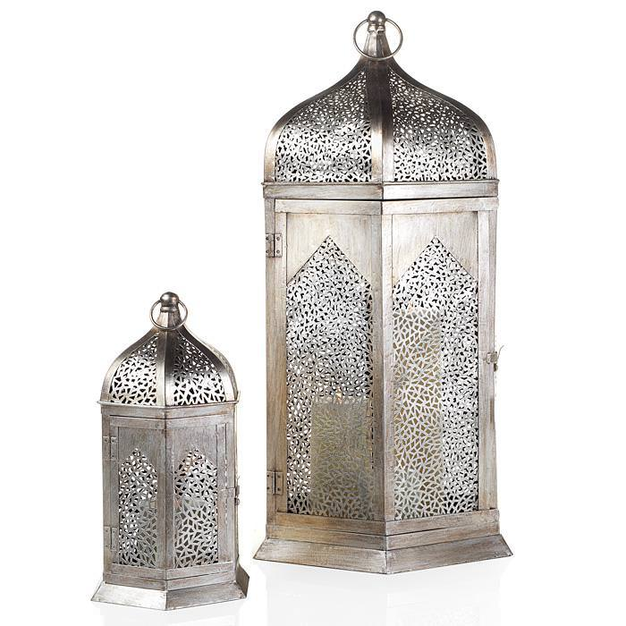 Picture of: Moroccan Lantern Asda