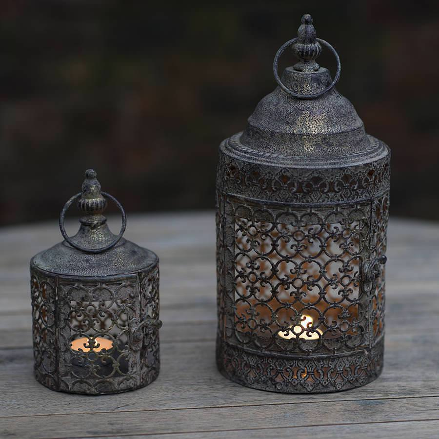 Picture of: Moroccan Lanterns Alibaba