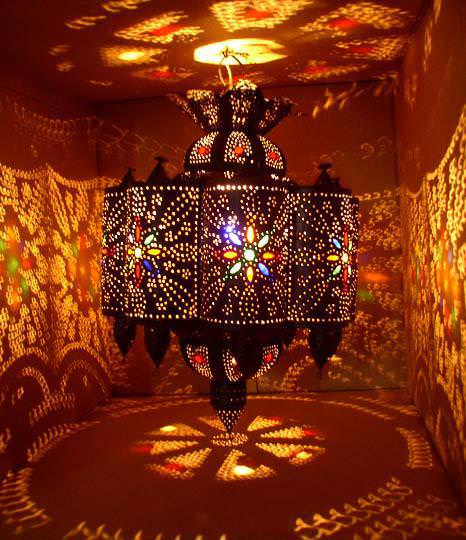 Picture of: Moroccan Lanterns Amazon Uk