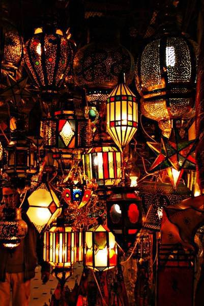 Picture of: Moroccan Lanterns Anthropologie