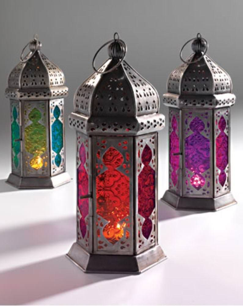 Picture of: Moroccan Lanterns Au