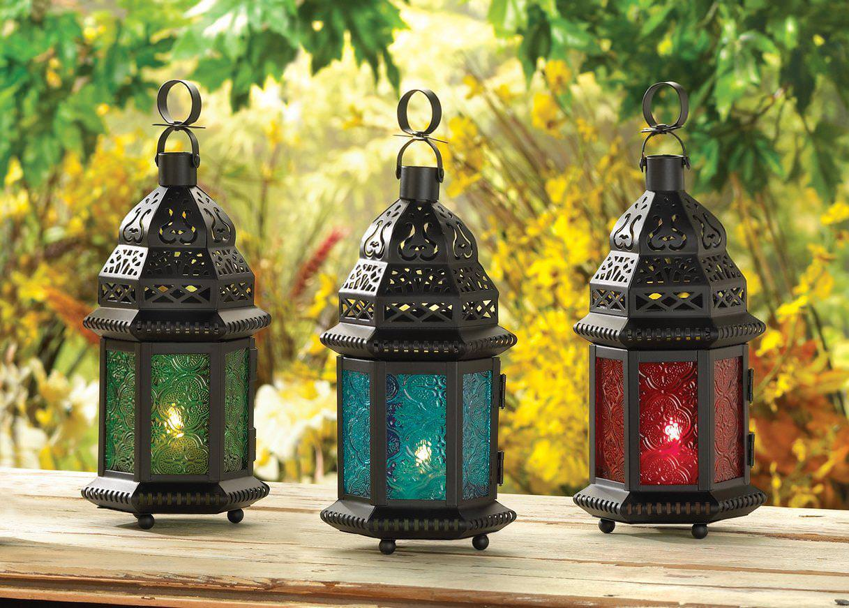 Picture of: Moroccan Lanterns Large