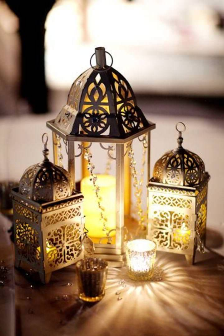 Picture of: Moroccan Lanterns Los Angeles