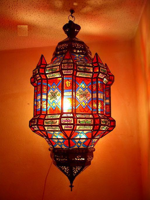 Picture of: Moroccan Lanterns Outdoor