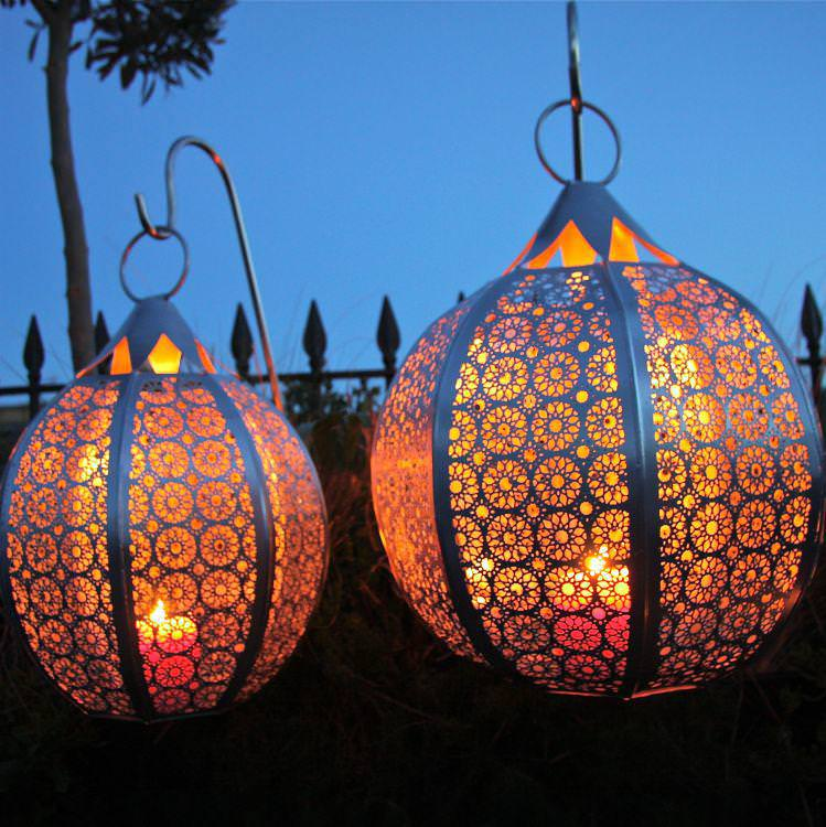 Picture of: Moroccan Lanterns Paper