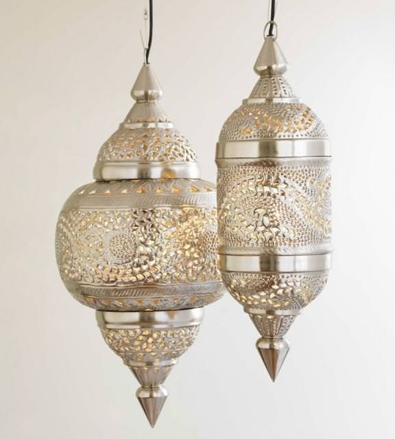 Picture of: Moroccan Lanterns Quilt