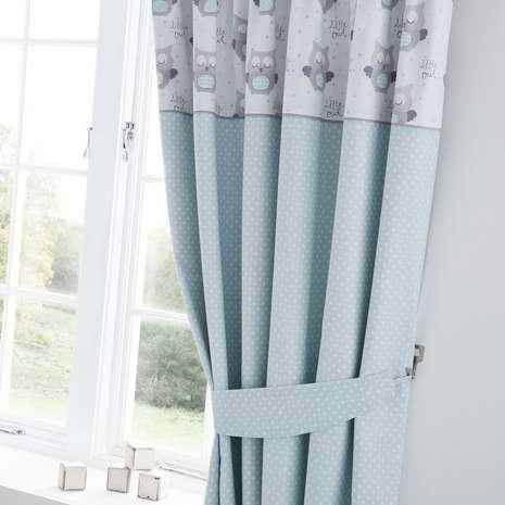 Image of: Nursery Blackout Curtains Australia
