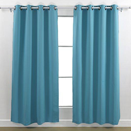 Image of: Nursery Blackout Curtains Boy